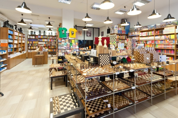 Le Due Torri – negozio di scacchi