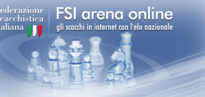 FSI Arena - scacchi online