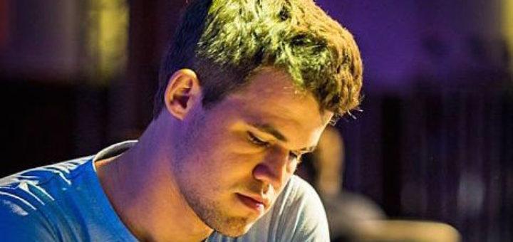 Carlsen - Parigi 2016