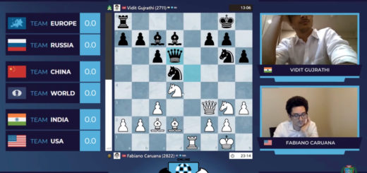 ADSV - scacchi online